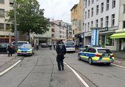 Atac in Germania. O persoana a fost ucisa, iar alta este ranita