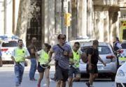 Un fotbalist este a 15-a victima a atacului din Barcelona. Tanarul a fost injunghiat de soferul furgonetei