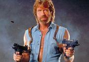 Chuck Norris a suferit doua atacuri de cord in mai putin de o ora
