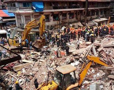 18 morti si 14 raniti, dupa prabusirea unei cladiri din India