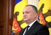 Dodon: Romania nu va putea niciodata inghiti Republica Moldova. Ii va provoca indigestie