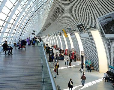 Alerta cu bomba pe unul dintre cele mai mari aeroporturi din Europa.