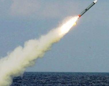 Coreea de Nord a lansat o racheta balistica deasupra Japoniei
