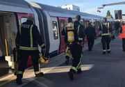 Bomba detonata in metroul din Londra avea potentialul de a provoca mult mai multe victime, anunta Politia