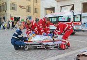 Accident cumplit in Italia! O romanca si batrana de care avea grija, lovite in plin cand traversau strada