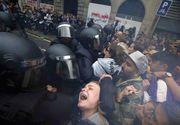 """Referendum in Catalonia: 844 de persoane au fost ranite in urma confruntarilor cu Politia. Liderul catalan: """"Poporul si-a castigat  dreptul de a deveni un stat independent"""""""