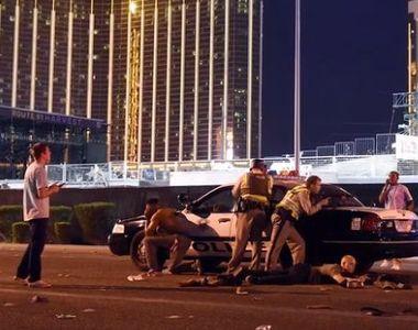 Bilant sumbru al atentatului din Las Vegas:  Un roman se numara printre raniti - Cel...