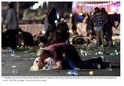 Povestea din spatele fotografiei devenita simbol al atacului din Las Vegas