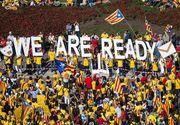 Spania ridica autonomia regiunii Catalonia