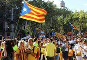 Catalonia si-a declarat independenta