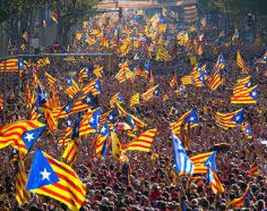 Evacuare in masa din Catalonia. Apel la solidaritate pentru romanii din Diaspora