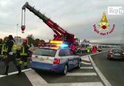 Accident cumplit in Italia. Un roman a murit, iar alti 5 au fost grav raniti