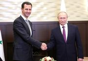 Vladimir Putin anunta incheierea operatiunilor militare si eradicarea gruparii teroriste ISIS in Siria