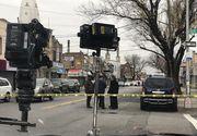 O masina intrat in multime! 6 persoane au fost ranite, iar doua injunghiate