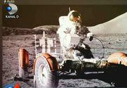 """Donald Trump trimite americani pe Luna: """"Nu vom lasa doar urme de pasi, ci vom stabili o baza pentru o misiune umana pe Marte"""""""