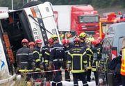 Tragedie inainte de Anul Nou! Cel putin 36 de persoane au murit dupa coliziunea dintre un autocar si un camion