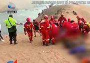 Virajul mortii, asa este cunoscuta curba unde s-a petrecut tragedia din Peru! Anual, o mie de calatori mor aici