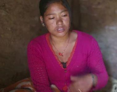 Obiceiul din Nepal care omoara femeile! De fiecare data cand sunt la menstruatie...