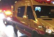 Scene de groaza intr-o discoteca dupa ce tavanul fals s-a prabusit! 20 de persoane au fost ranite!