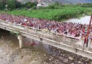 Mii de oameni se inghesuie sa fuga din tara asta! Oamenii au stomacul lipit de spate de foame - Nu mai pot trai in conditiile astea