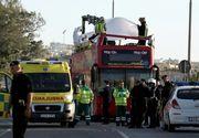 Accident ingrozitor in Malta! 50 de persoane au fost implicate