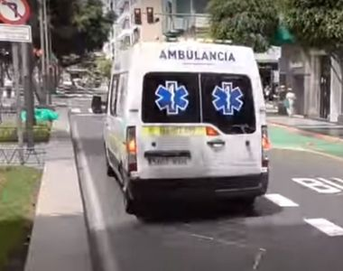 Situatie REVOLTATOARE! O ambulanta a pierdut pacientul pe drum spre spital. In urma...