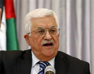 Panica generala! Presedintele Palestinei a ajuns in spital!