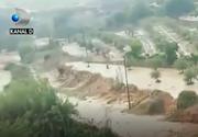 A fost potop in Franta si Spania. Meteorologii au emis cod portocaliu de furtuni in mai multe regiuni!