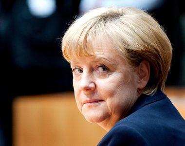 Cancelarul german, Angela Merkel, a reusit incheierea unui acord de compromis in...