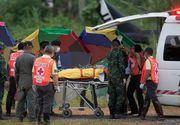 Operatiunea de salvare s-a incheiat! Toti cei 12 baieti si antrenorul lor au fost scosi din grota din Thailanda unde au fost captivi timp de 17 zile!