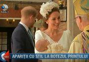 Aparitii cu stil la botezul regal! Iata cum s-au imbracat membrii familiei regale britanice la botezul Printului Louis