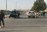 Un nou atentat terorist face zeci de victime! Cel putin sapte persoane au murit, dupa ce un atacator sinucigas a lovit capitala Afganistanului