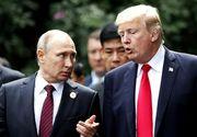Intalnire istorica intre Donald Trump si Vladimir Putin. Ce au discutat cei doi presedinti