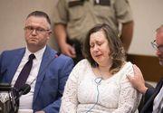 Revoltator! O femeie care a spanzurat un bebelus si a dat cu masina peste trei oameni NU va face inchisoare