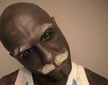 Dupa ce a invins cancerul si a devenit dependent de tatuaje, un barbat a mers la...