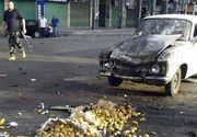 40 de oameni au murit in urma unor atacuri sinucigase in Siria si peste 30 sunt raniti