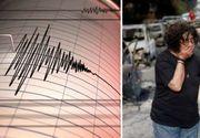 Cutremur in Grecia! In plin dezastru, tara a fost zguduita de un seism de suprafata