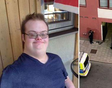 Un tanar cu sindrom Down a fost impuscat mortal de politisti. Motivul este revoltator