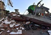 Inca un cutremur devastator a lovit Indonezia, iar oamenii sunt terifiati ca ar putea sa urmeze un tsunami. 347 de morti au fost gasiti pana acum si autoritatile continau sa caute victime