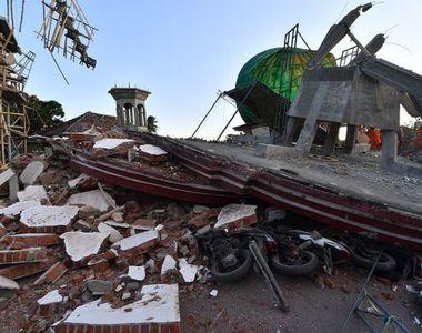 Inca un cutremur devastator a lovit Indonezia, iar oamenii sunt terifiati ca ar putea...