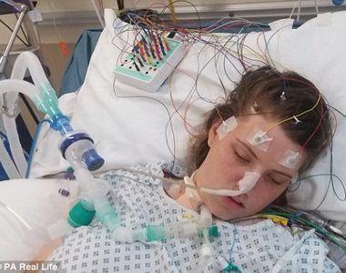 O tanara care se comporta ca si cand ar fi fost posedata a fost operata de o tumora...
