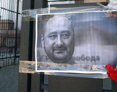 """Jurnalistul declarat mort si-a facut aparitia la o conferinta de presa: """"Imi pare..."""
