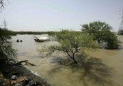 22 de elevi sudanezi au murit dupa ce ambarcatiunea in care se aflau s-a scufundat pe Nil!