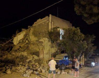 Un nou cutremur puternic in Italia! Oamenii sunt disperati. Multi romani lucreaza in...