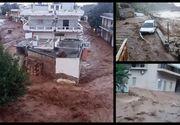 Atentionare de calatorie transmisa de MAE - Cod portocaliu de ploaie, furtuni si vant, in Grecia