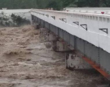 Incident deosebit de grav in statul Myanmar! Un baraj s-a rupt si a inundat mai multe...