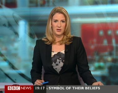 Jurnalista BBC, care a anuntat ca mai are doar cateva zile de trait, s-a stins din viata
