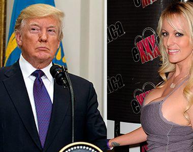 Actrita de filme pentru adulti, care a avut o relatie cu Donald Trump, va publica o...