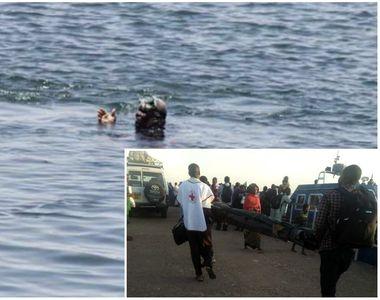 Bilantul victimelor in cazul naufragiului unui feribot pe Lacul Victoria din Tanzania!...
