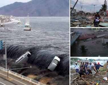 Bilantul seismului urmat de un tsunami care a afectat Insula indoneziana Sulawesi a...